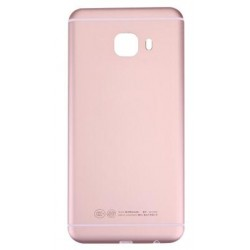 Samsung Galaxy C7 Genuine Pink Battery Cover