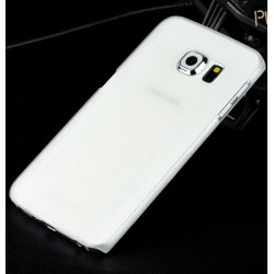 Samsung Galaxy C7 White Hard Case