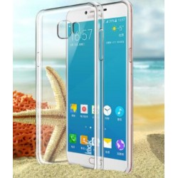 Samsung Galaxy C7 Transparent Hard Case