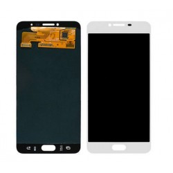 White Samsung Galaxy C9 Pro Complete Replacement Screen