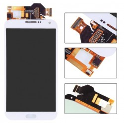 White Samsung Galaxy E7 Complete Replacement Screen