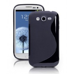 Black Silicone Protective Case Samsung Galaxy Grand Neo Plus