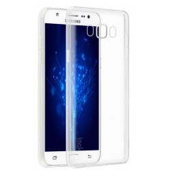 Coque De Protection En Silicone Transparent Pour Samsung Galaxy J7 (2016)