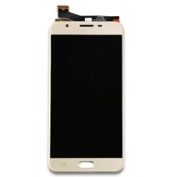 Samsung Galaxy J7 Prime Complete Replacement Screen Gold Color