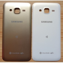 Samsung Galaxy J7 Gold Color Battery Cover