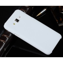 Samsung Galaxy J7 White Hard Case