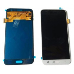 White Samsung Galaxy J3 Complete Replacement Screen