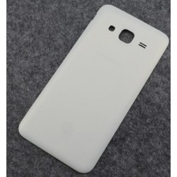 Samsung Galaxy J3 Genuine White Battery Cover
