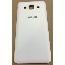 Cache Batterie Blanc Pour Samsung Galaxy On5