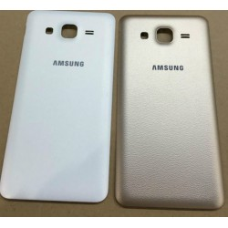 Samsung Galaxy On7 Pro Genuine White Battery Cover