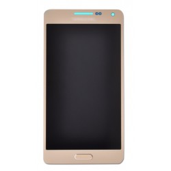 Samsung Galaxy On7 Complete Replacement Screen Gold Color