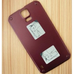 Samsung Galaxy S5 Active Genuine Red Battery Cover