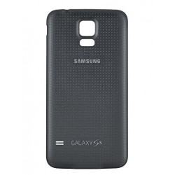 Samsung Galaxy S5 New Genuine Black Battery Cover