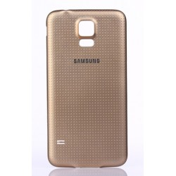 Samsung Galaxy S5 New Gold Color Battery Cover