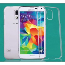 Samsung Galaxy S5 New Transparent Silicone Case