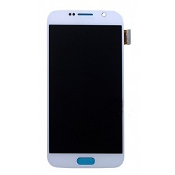 White Samsung Galaxy S6 Complete Replacement Screen