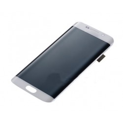 White Samsung Galaxy S6 Edge Complete Replacement Screen