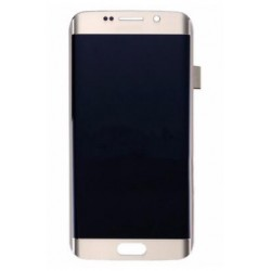 Samsung Galaxy S6 Edge Complete Replacement Screen Gold Color