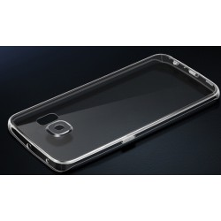 Samsung Galaxy S6 Edge Transparent Silicone Case