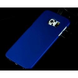 Samsung Galaxy S6 Edge Blue Hard Case