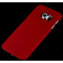 Samsung Galaxy S6 Edge Red Hard Case