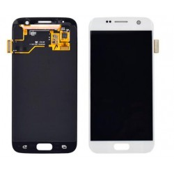White Samsung Galaxy S7 Active Complete Replacement Screen