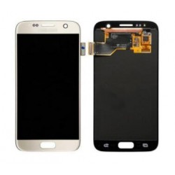 Samsung Galaxy S7 Active Complete Replacement Screen Gold Color