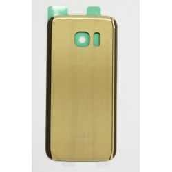 Samsung Galaxy S7 Gold Color Battery Cover