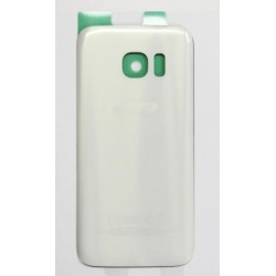 Samsung Galaxy S7 Genuine White Battery Cover