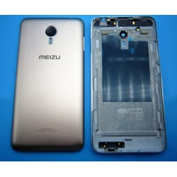 Meizu M1 Metal Gold Color Battery Cover