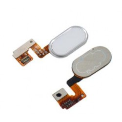 White Home Button Assembly Part For Meizu M3 Note