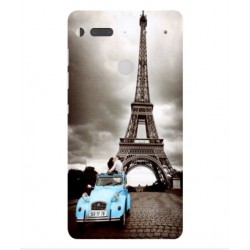 Essential PH-1 Vintage Eiffel Tower Case
