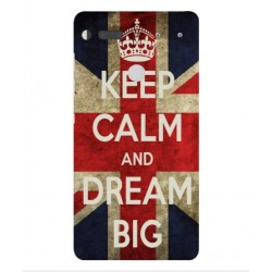 Coque Keep Calm And Dream Big Pour Essential PH-1