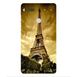 Coque Protection Tour Eiffel Pour Essential PH-1