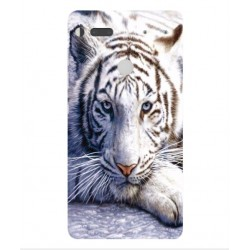 Coque Protection Tigre Blanc Pour Essential PH-1
