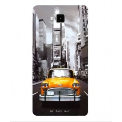 Cubot Echo New York Taxi Cover