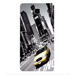 Funda New York Para Cubot Echo