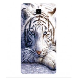 Cubot Echo White Tiger Cover