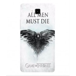 Funda All Men Must Die Para Cubot Echo