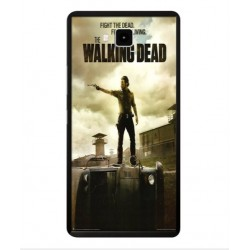 Funda Walking Dead Para Cubot Echo
