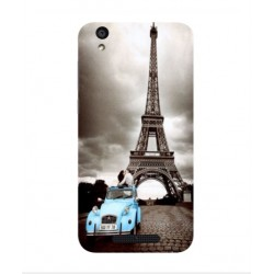 Cubot Manito Vintage Eiffel Tower Case