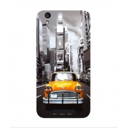 Cubot Manito New York Taxi Cover