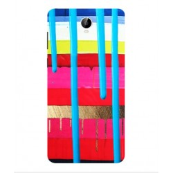 Cubot Max Brushstrokes Cover