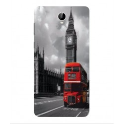 Cubot Max London Style Cover