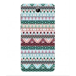 Coque Broderie Mexicaine Pour Cubot Max