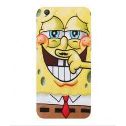 Oppo A77 Yellow Friend Cover