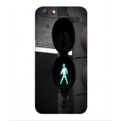 Coque It's Time To Go pour Oppo A77