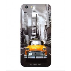 Oppo A77 New York Taxi Cover