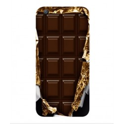 Coque I Love Chocolate Pour Oppo A77