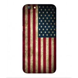 Coque Vintage America Pour Oppo A77